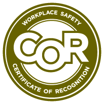 Certificate of Recognition™ (COR) logo